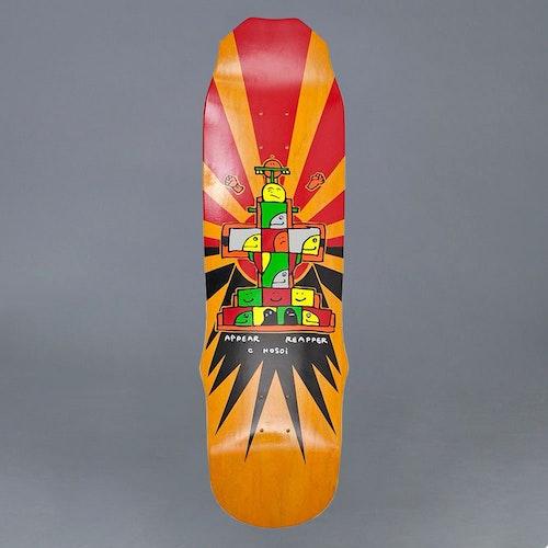 "Hosoi Skates Gonz 9""x 33"" Skateboard Deck"
