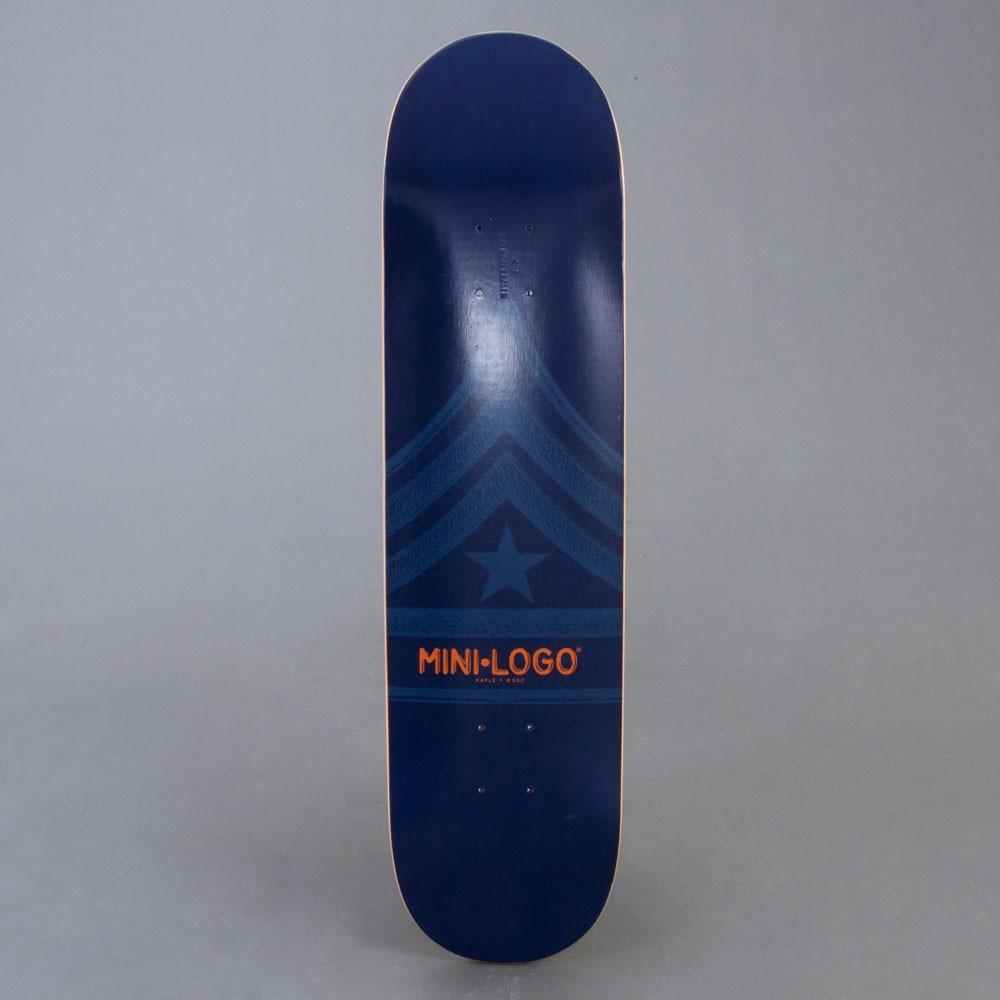 "Mini Logo  Navy 7.5"" skateboard bräda"