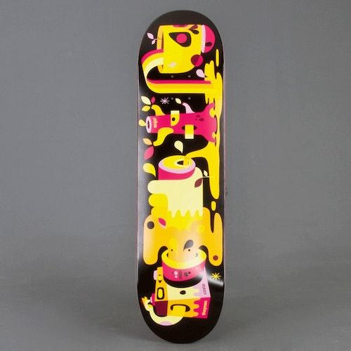 Enjoi Zoonchez R7 Thaynan 8.375 skateboard deck
