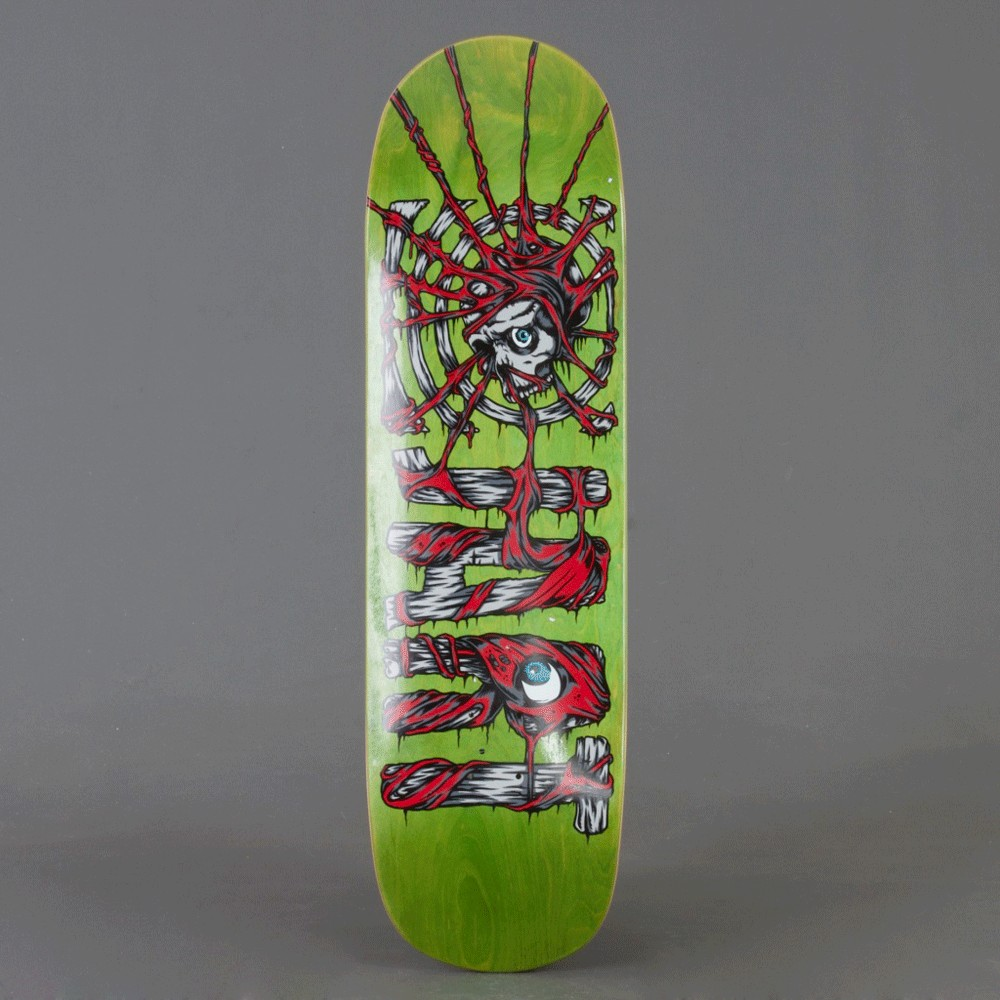 """Jart Pool Before Death 9"""" Skateboard deck"""