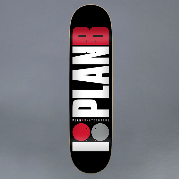 Plan B Team Red 7.75 Skateboard Deck