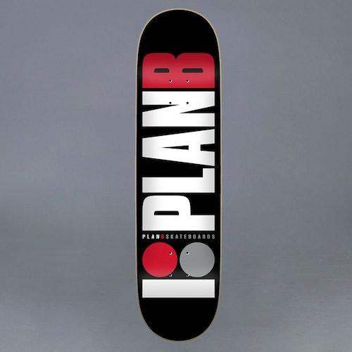 Plan B Team Red 7.75 Skateboard Deck