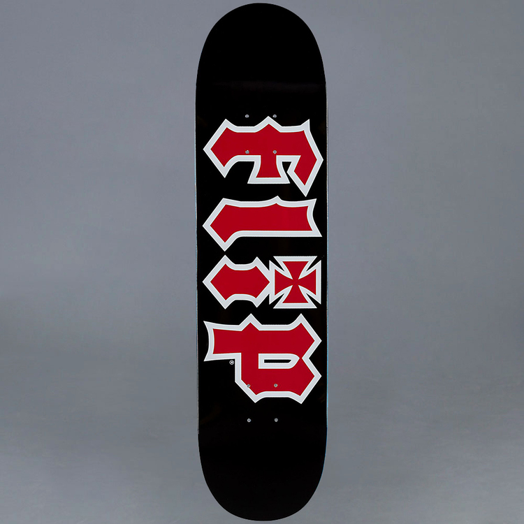 "Flip Team HKD 8.0"" Skateboard Deck"