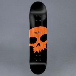 "Zero Single Skull Knockout 8.0"" Skateboard Deck"