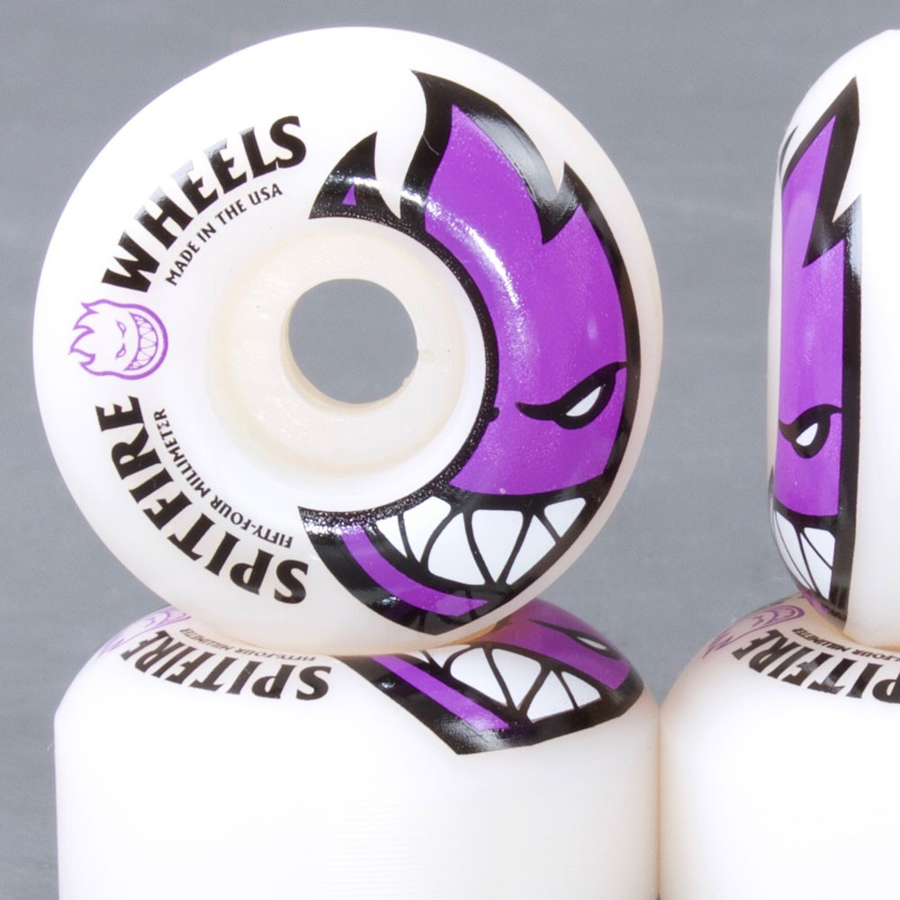 Spitfire Head 54mm 99a skateboard hjul