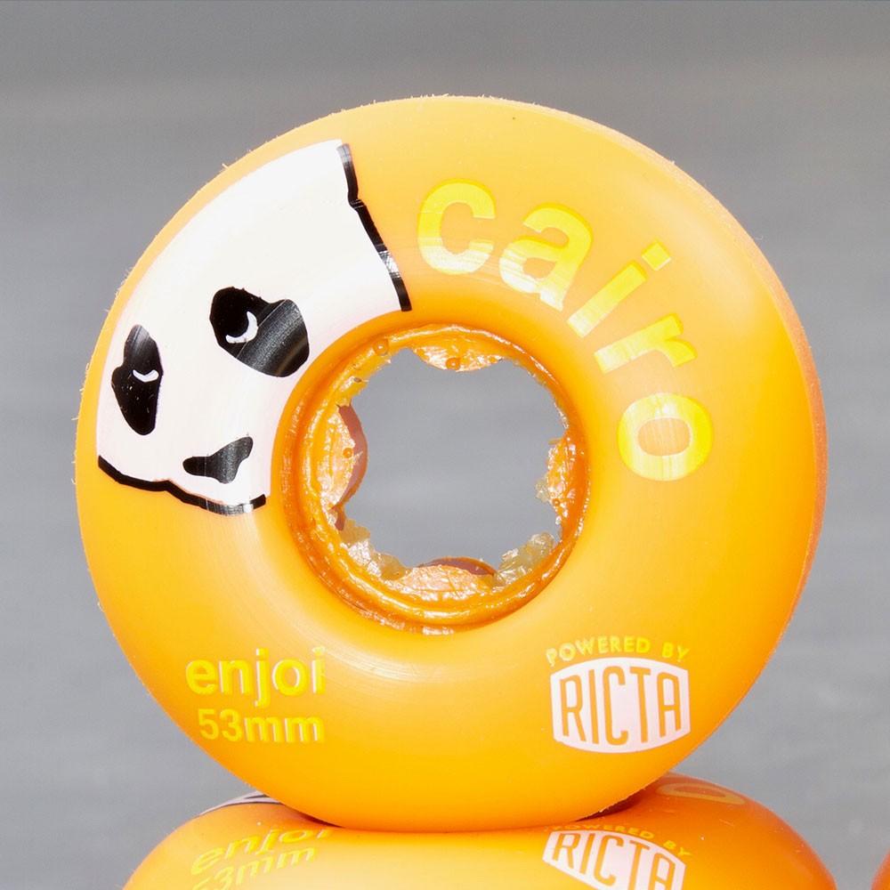 Ricta Enjoi Cairo SLIX 53mm 81b Skateboard hjul