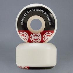 Element All Terrain 52mm 95A Skateboard Hjul