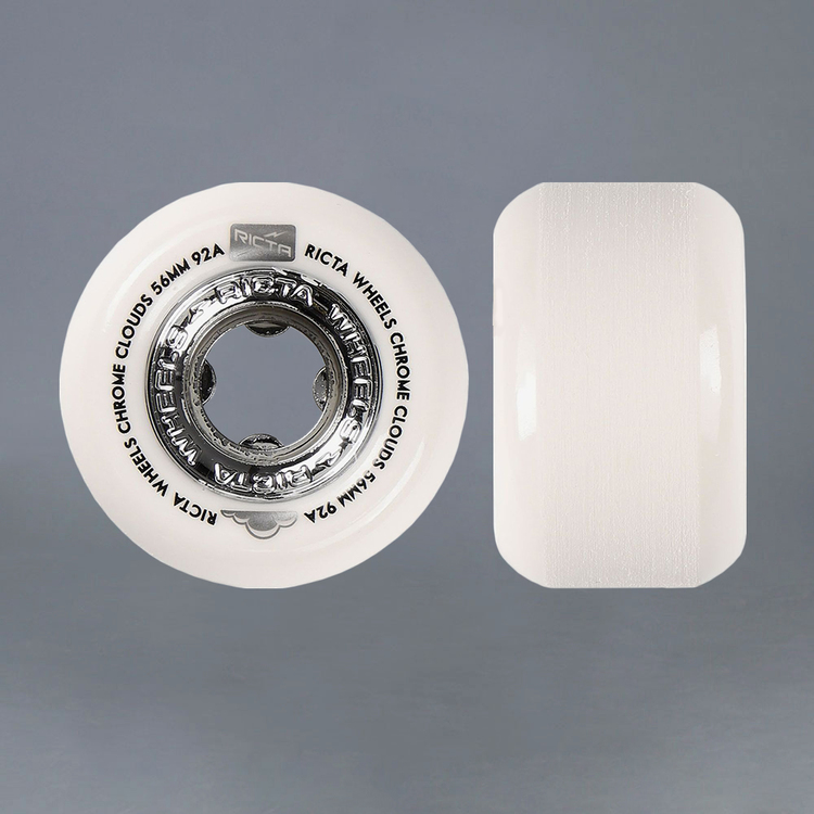 Ricta Chrome Clouds 54mm 92a