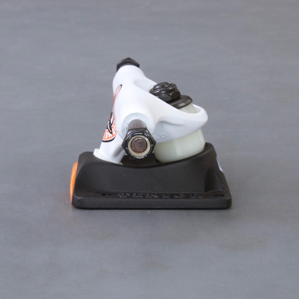 Tensor Response White 5,0 skateboard truckar