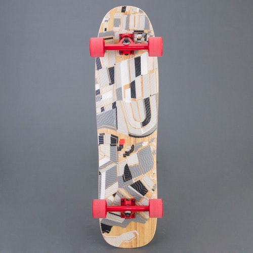 "Loaded Overland 37"" Komplett Longboard"