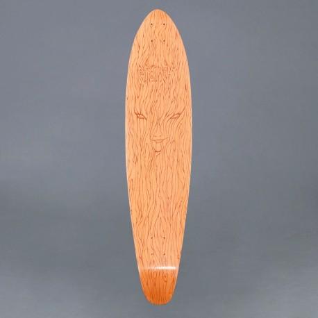 Slipstream Forest Nymph Longboard deck