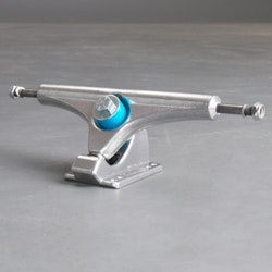 Gullwing Charger II Truck Silver 190mm