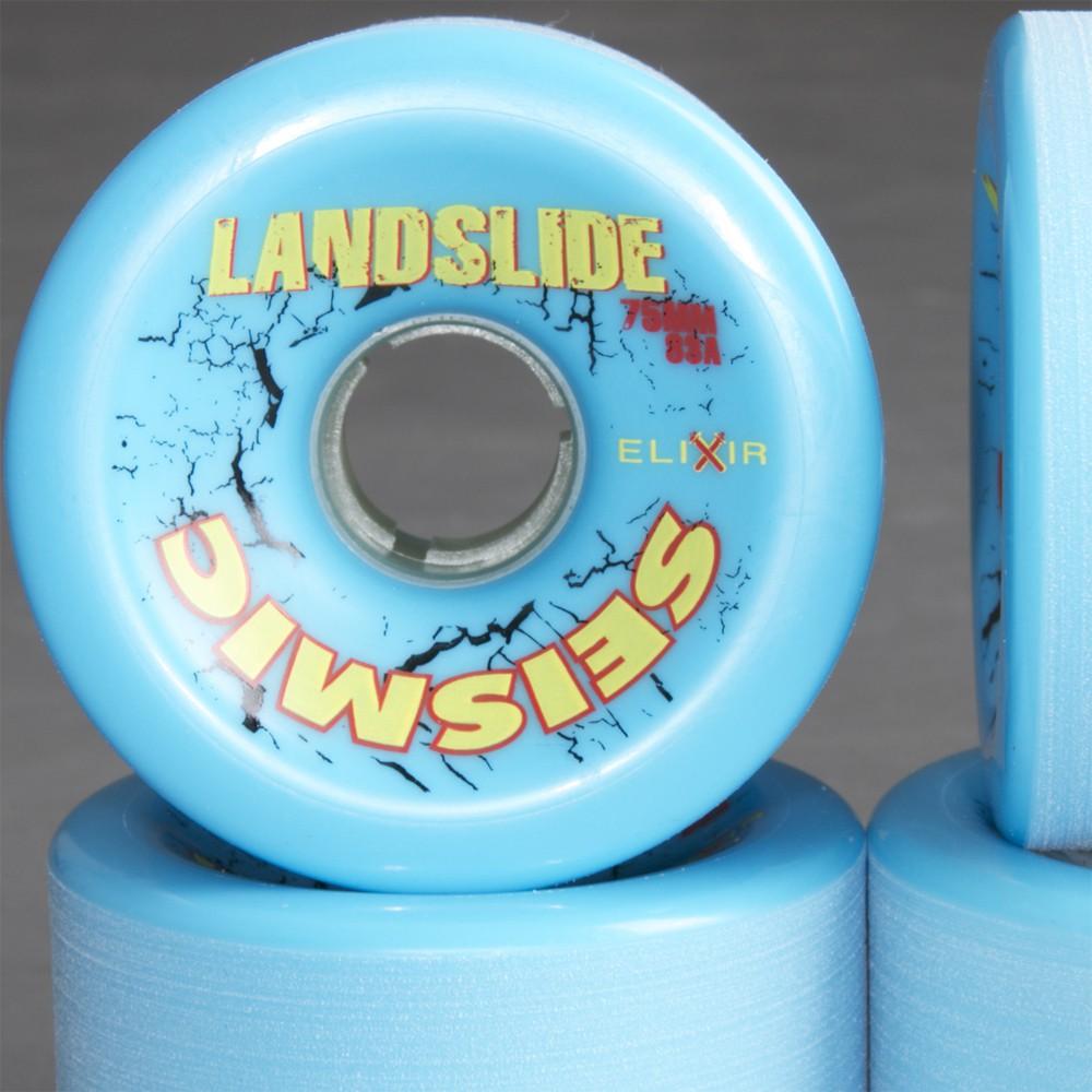 Seismic Landslide 75mm 83A Hjul