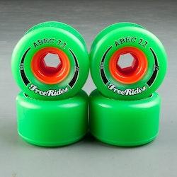 Abec 11 FreeRiders 72mm 84a Hjul