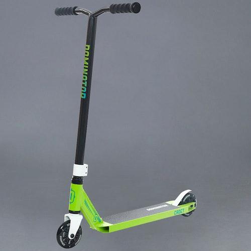 Dominator Cadet Green / Black Komplett Kickbike