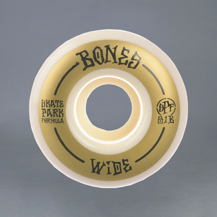 Bones SPF Wide 54mm 81B Skateboard Hjul