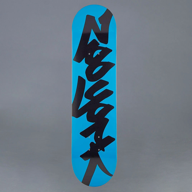 "Zoo York Classic Tag Blue 7.75"" Deck"