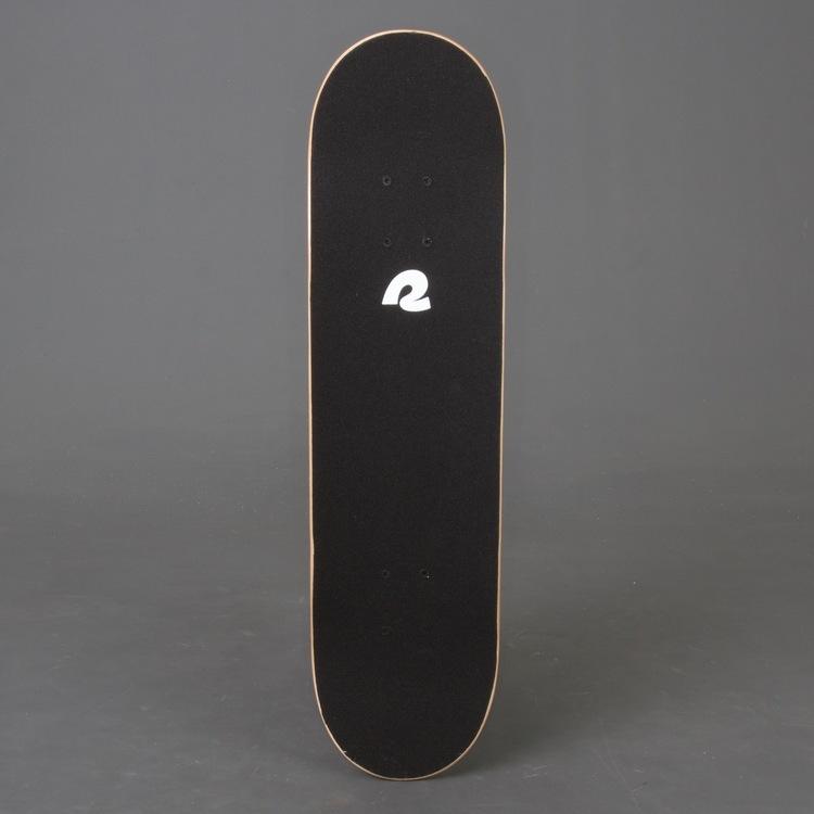 """Retro S Tangerine Wave Skateboard 8.0"""" Komplett"""