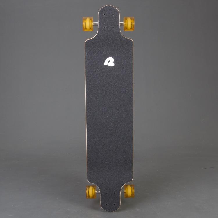 Retro S Drop Mojave Stripes Longboard Komplett
