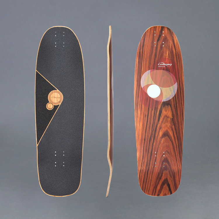 Loaded Omakase Roe Longboard Deck