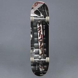 "Zoo York Mix Tape 8"" Komplett Skateboard"