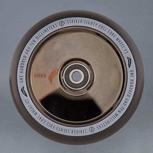 Striker Lighty Full Core V3 Metallic 110mm hjul 2-Pack
