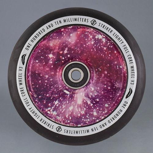 Striker Lighty Full Core V3 Purple Galaxy 110mm hjul 2-Pack
