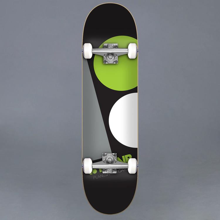 Plan B Macro 8.25 Komplett Skateboard