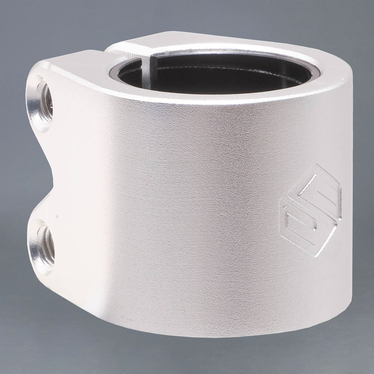 Striker Lux Silver Double Clamp