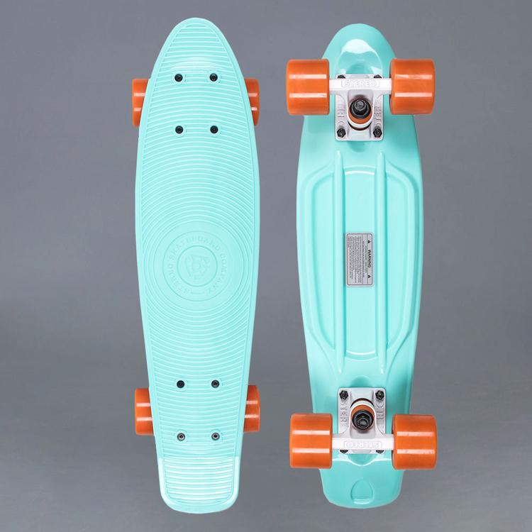 """Stereo Blue/Orange Cruiser 22"""""""