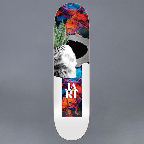 Jart Abstraction 8.0 Skateboard Deck