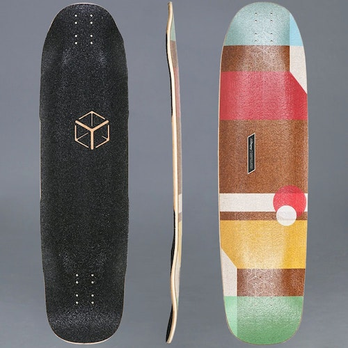 """Loaded Cantellated Tesseract 35.8"""" Deck"""