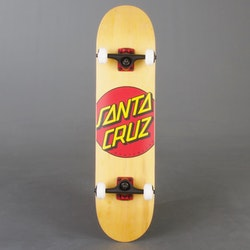 "Santa Cruz Custom 7.75"" Komplett Skateboard"