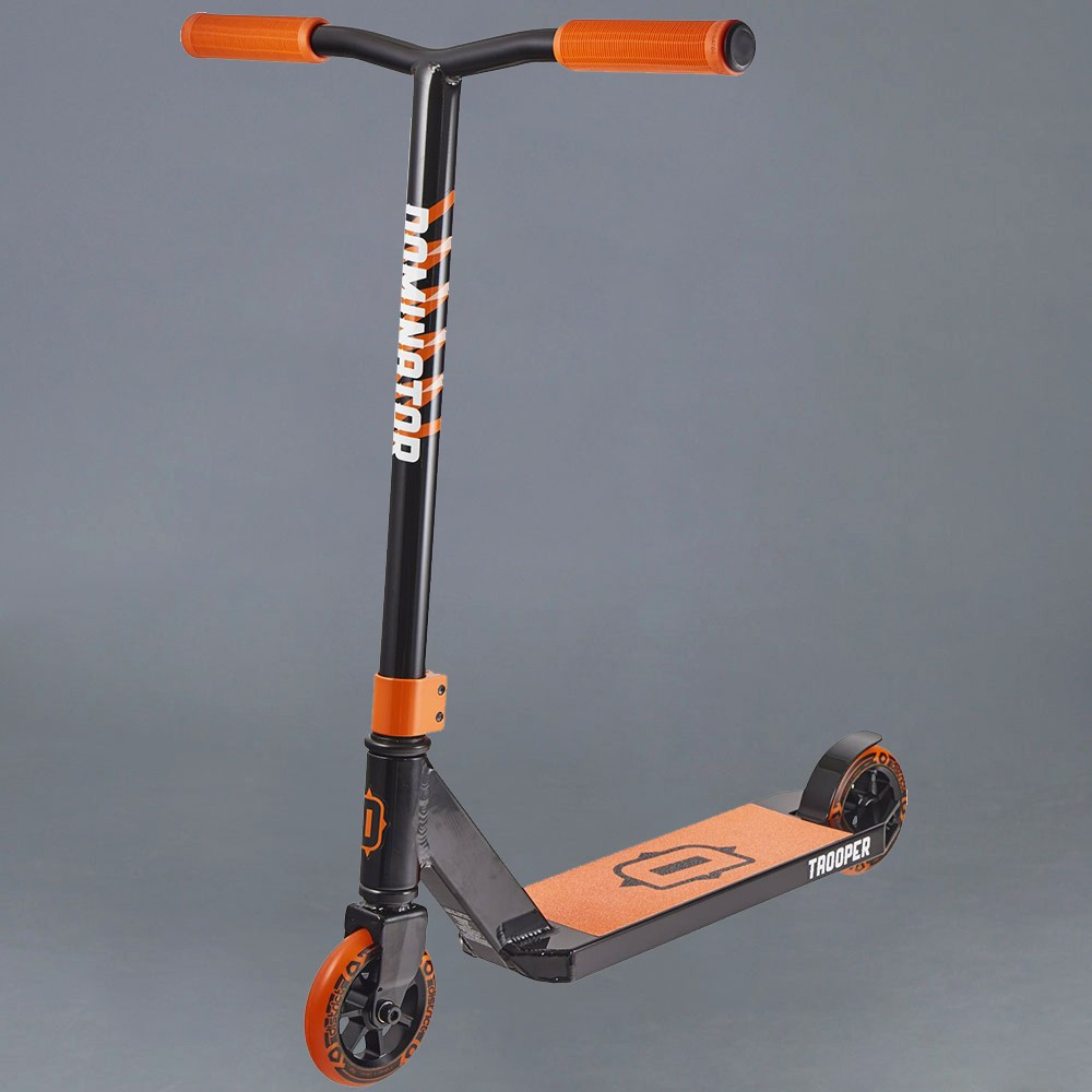 Dominator Trooper Orange Komplett Kickbike 69cm