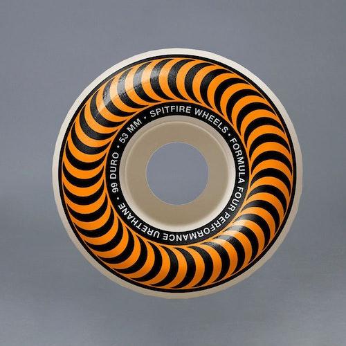 Spitfire FF Classics 53mm 99A Skateboard Hjul