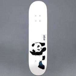 Enjoi Whitey Panda 8.0 Skateboard Deck