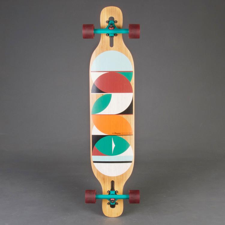 Loaded Dervish Sama 42,8 Komplett Longboard 2