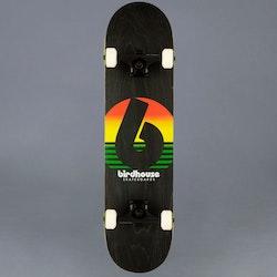 Birdhouse Sunset 7.75 Komplett Skateboard