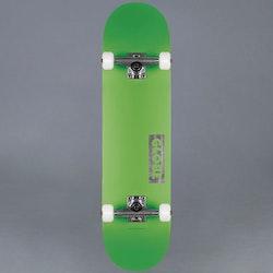 """Globe Goodstock NeonGreen Komplett Skateboard 8.0"""""""