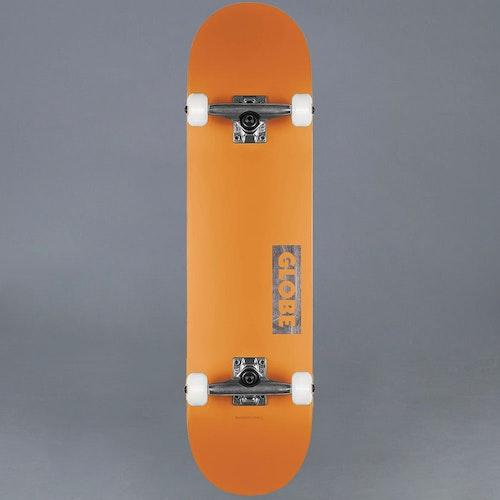 """Globe Goodstock NeonOrange Komplett Skateboard 8.125"""""""