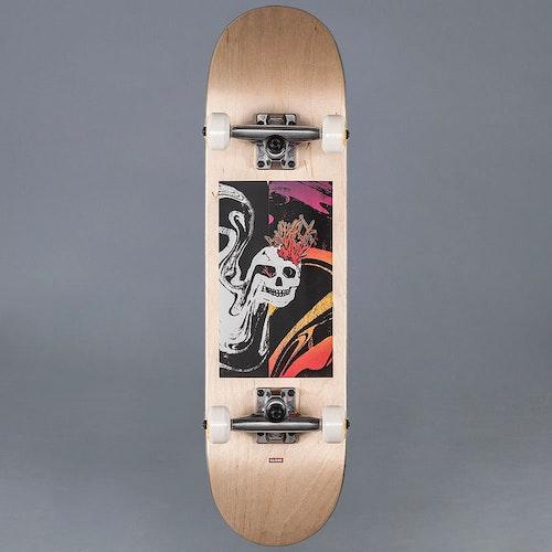 """Globe MT Warning MID Komplett Skateboard 7.6"""""""