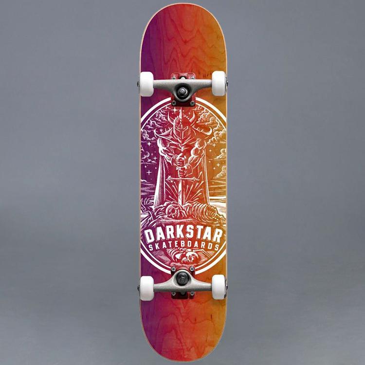 """Darkstar Warrior Komplett Skateboard 7.3"""""""