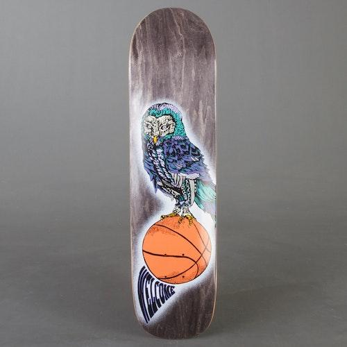 """Welcome Hooter Shooter Skateboard Deck 8"""""""