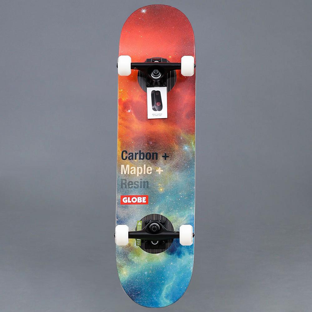 "Globe Impact Nebula Komplett Skateboard 8.125"""