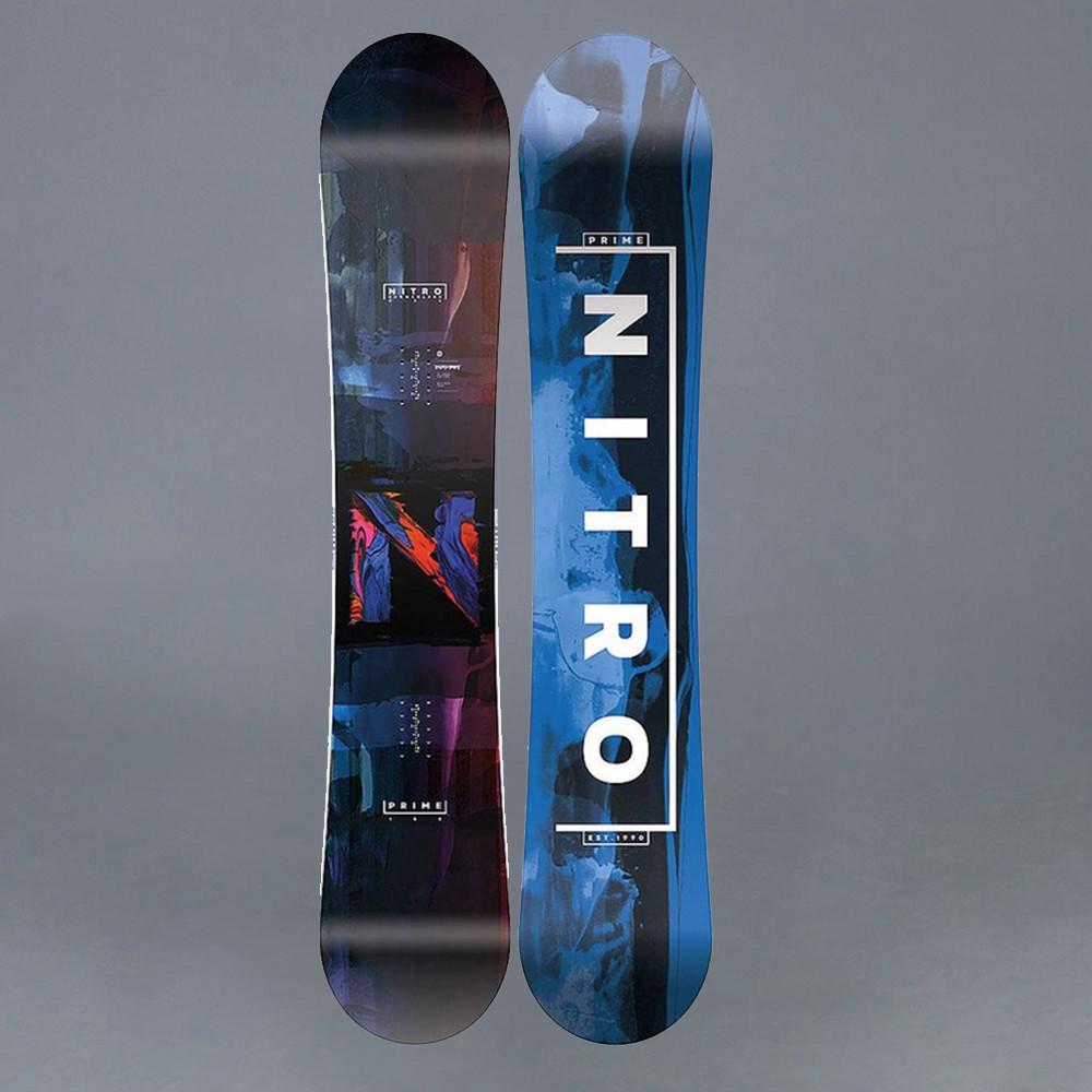 Nitro Prime Blue 162