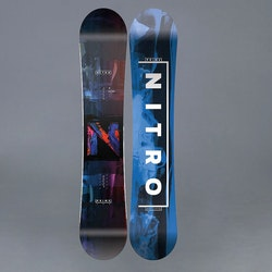 Nitro Prime Blue 163