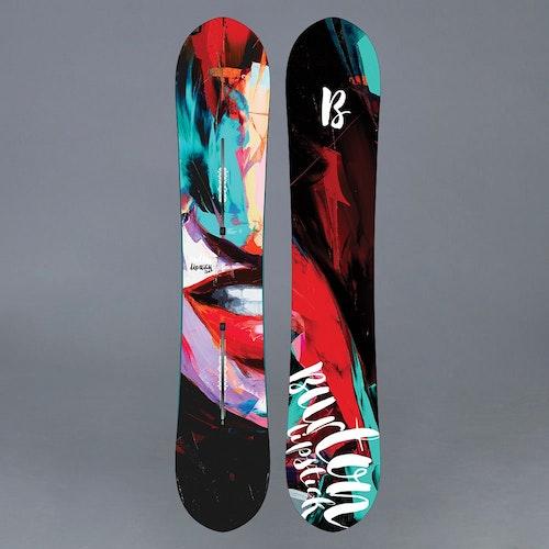 Burton snowboard Lip-stick 152 tjej