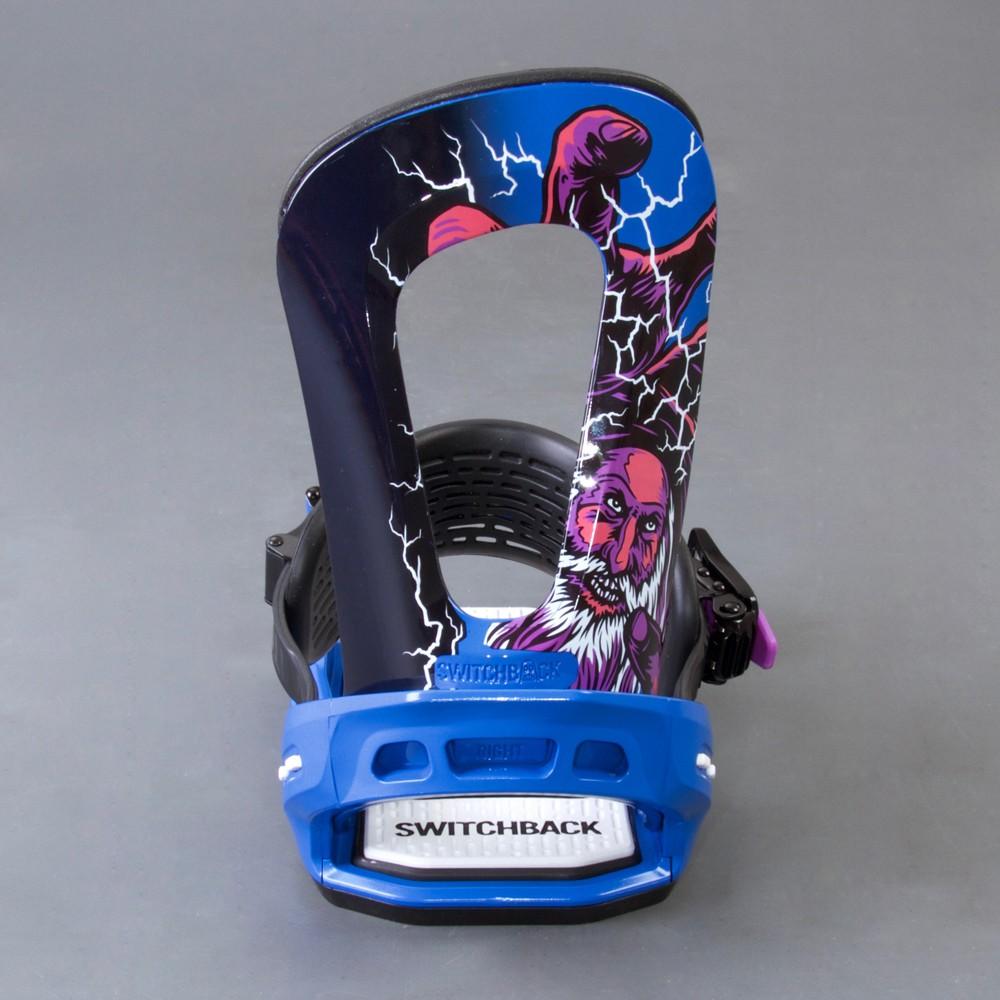 Switchback Eiki Helgason Pro Blue Model
