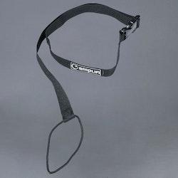 Amplifi Fångrem Standard Leash Black