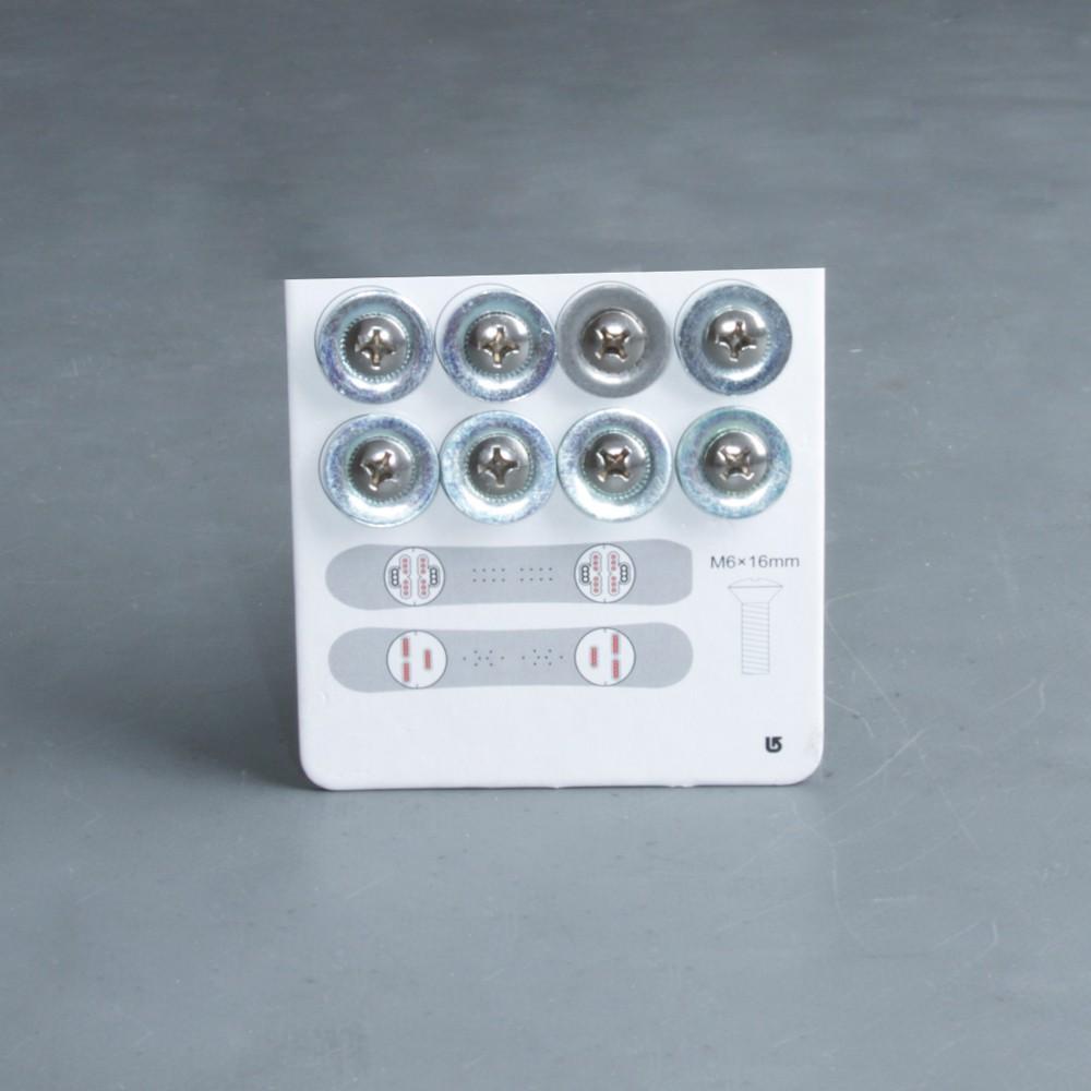 Burton M6 Hardware Kit 16mm